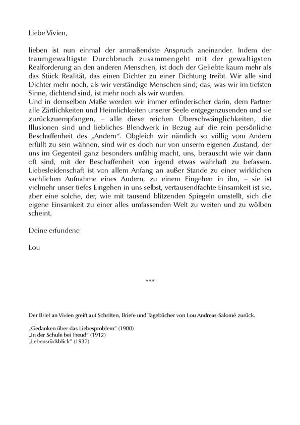 Briefwechsel – Seite 2